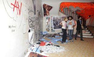 """""""Demolition Party"""" au Royal Monceau, le 26 juin 2008 à Paris"""