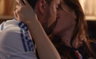 Capture d'écran du clip de Canal + avant la rencontre PSG-OM, le 4 novembre 2014.