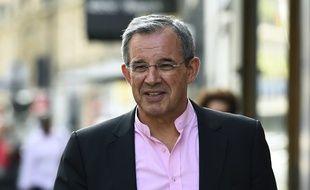 L'ancien ministre LR Thierry Mariani, le 11 juin 2017 à Paris.