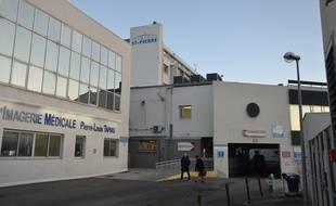 La clinique Saint-Pierre de Perpignan.