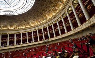 L'Assemblée nationale en février 2013.