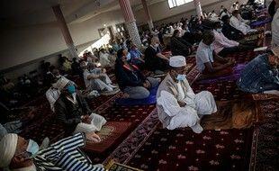 Dans une mosquée à Caen. (illustration)