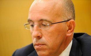 Le député UMPEric Ciotti, le 11 juillet 2012.