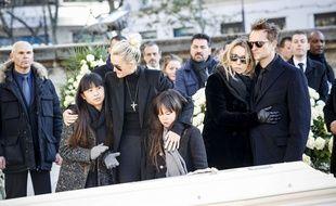 La famille de Johnny Hallyday se déchire depuis sa disparition au sujet de l'héritage.