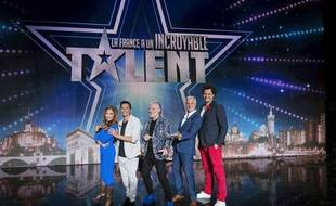 Hélène Ségara, Kamel Ouali, Gilbert Rozon, David Ginola et Eric Antoine débarquent pour une nouvelle saison de «La France a un incroyable talent» sur M6 le mardi 25 octobre