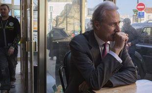 Georges Tron, maire UMP de Draveil dans l'Essonne, le 19/02/2015.
