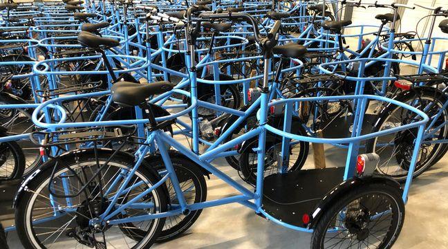 Ile-de-France: Voilà à quoi va ressembler l'un des trois vélos-cargos proposés par Véligo