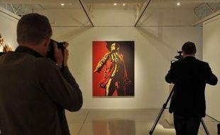 Un tableau controversé du président sud-africain Jacob Zuma, le représentant à la manière de Lénine mais avec un sexe bien en évidence, a été vandalisé mardi dans la galerie de Johannesburg où il était exposé.