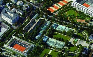 Roland Garros est en plein deuil.