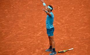 Rafael Nadal remporte son onzième Roland