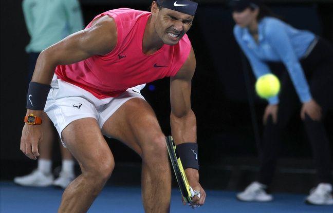 Open d'Australie : Rafael Nadal sorti par Thiem après une baston incroyable