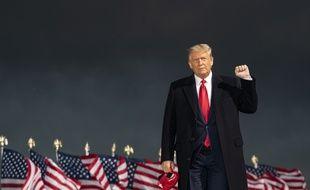 Donald Trump le 14 octobre 2020.