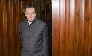 Le Français Jean-Claude Arnault lors de son procès à Stockholm, le 24 septembre 2018.