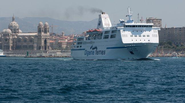 Marseille pour lutter contre la pollution des ferries la - Port de marseille pour aller en algerie ...