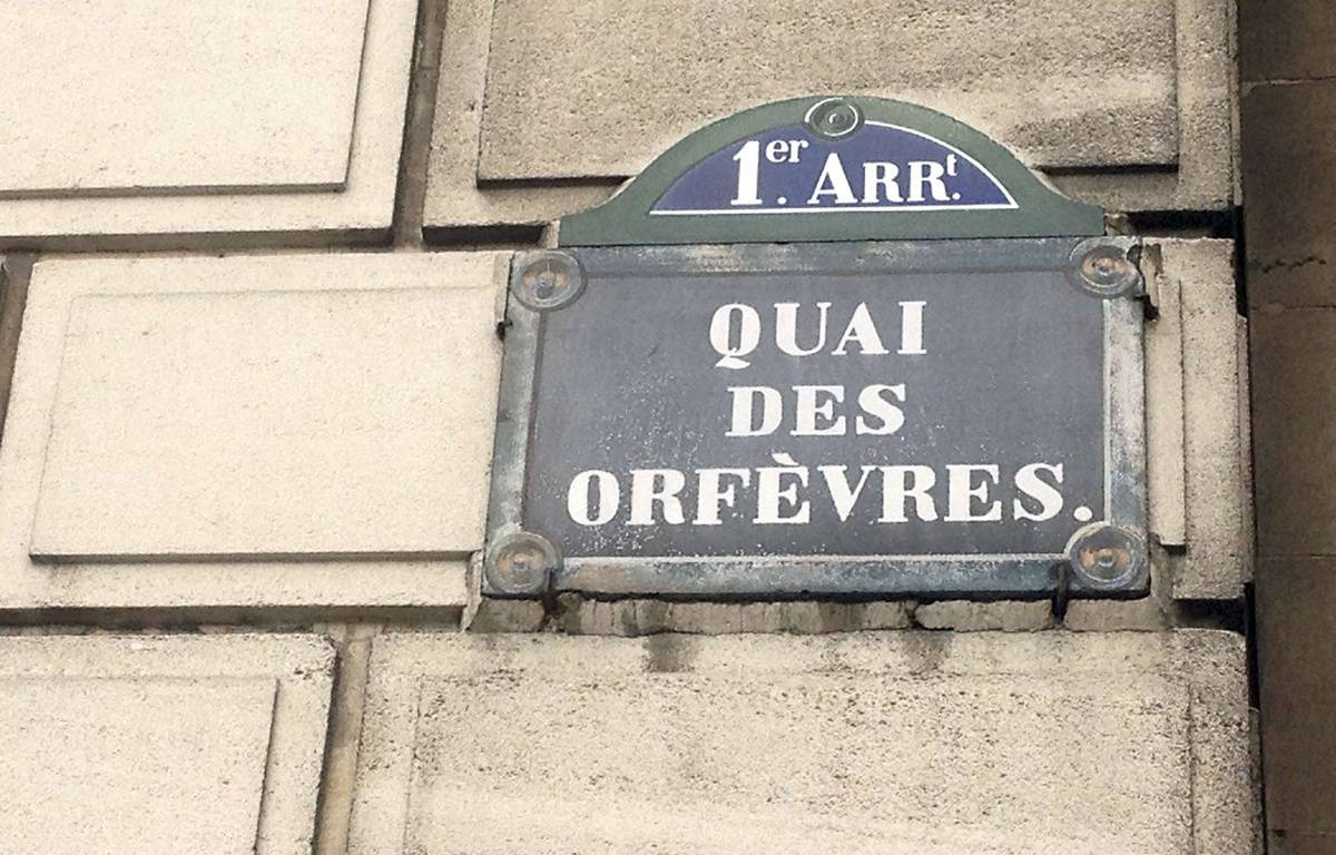 52 kilos de cocaïne avaient disparu du 36 quai des Orfèvres en juillet 2014. –  Francois Mori/AP/SIPA