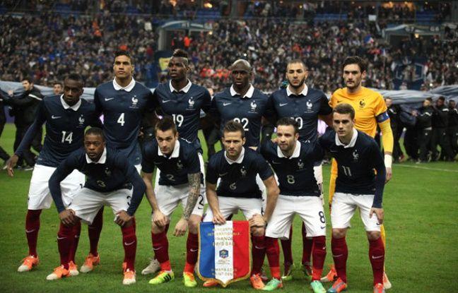 Coupe du monde pourquoi soutenez vous encore l 39 equipe de - Coupe du monde 1994 equipe de france ...