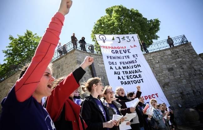 Suisse: Le média «Le Temps» laisse des trous sur son site pour illustrer l'impact de la grève des femmes