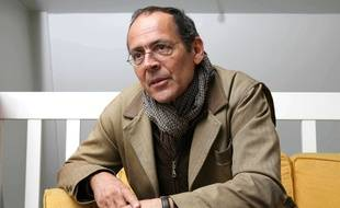Le philosophe Bernard Stiegler en 2010.