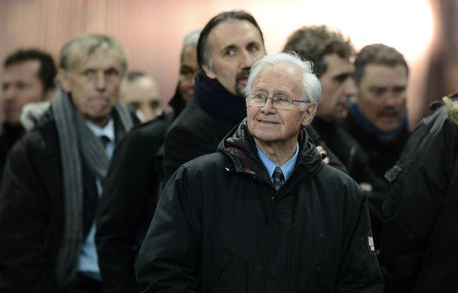 Michel Hidalgo, ancien sélectionneur de l'équipe de France, est mort à l'âge de 87 ans