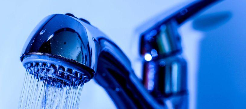 Photo d'illustration de l'eau du robinet.