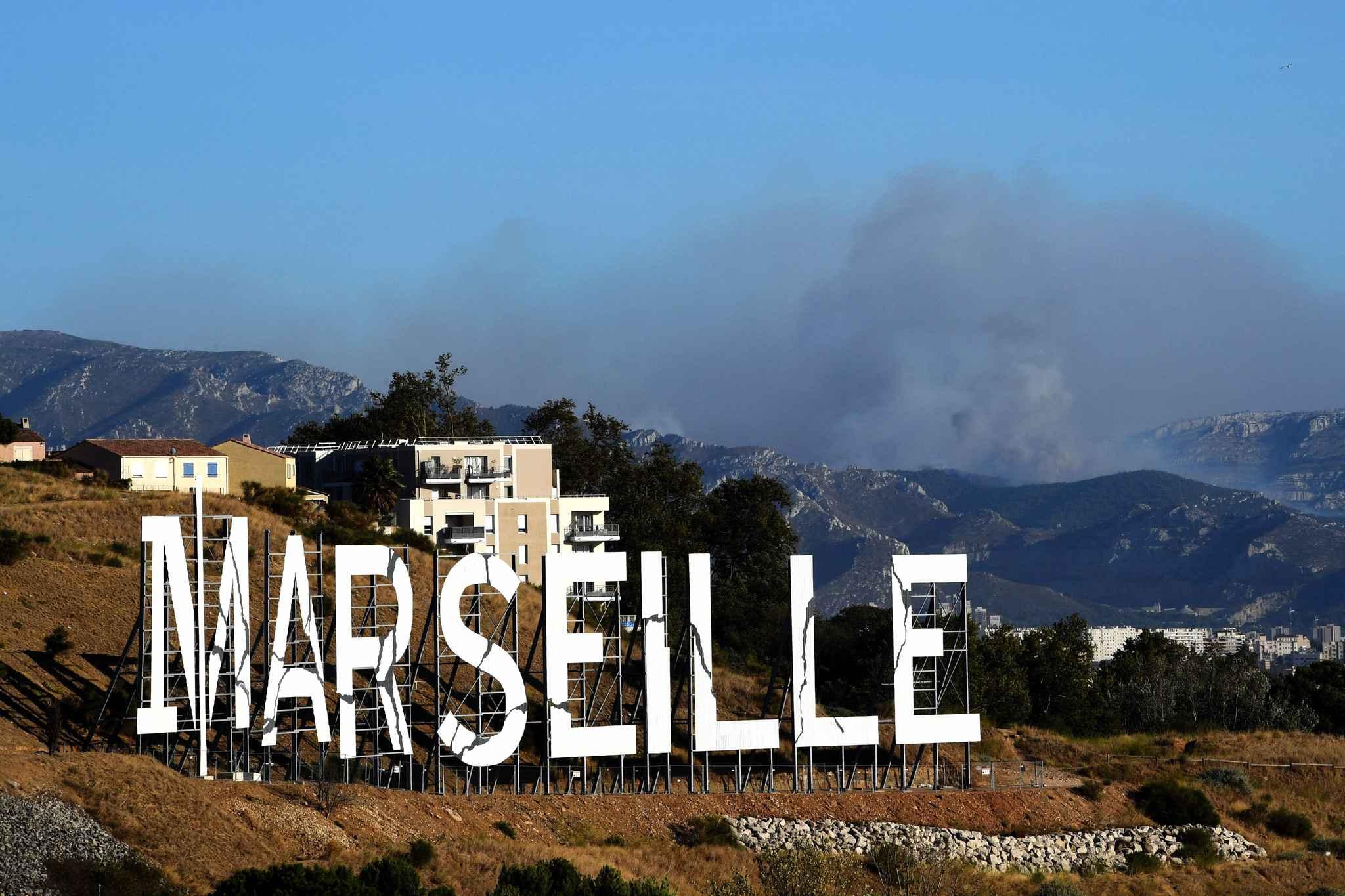 Les infos du matin incendies dans le sud france bi lorussie et le nouveau - Le journal de marseille ...