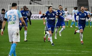 Eliminé par Strasbourg, Marseille quitte la Coupe de la Ligue dès son entrée en lice.