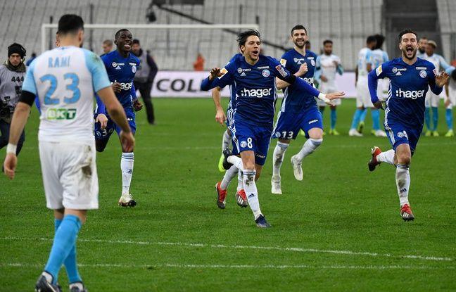 OM-Strasbourg: Le grand frisson... de honte, pour Marseille, éliminé en Coupe de la Ligue