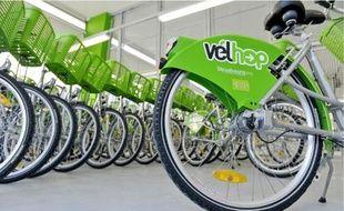 Un Vélhop strasbourgeois a été retrouvé... à Marseille ! Illustration