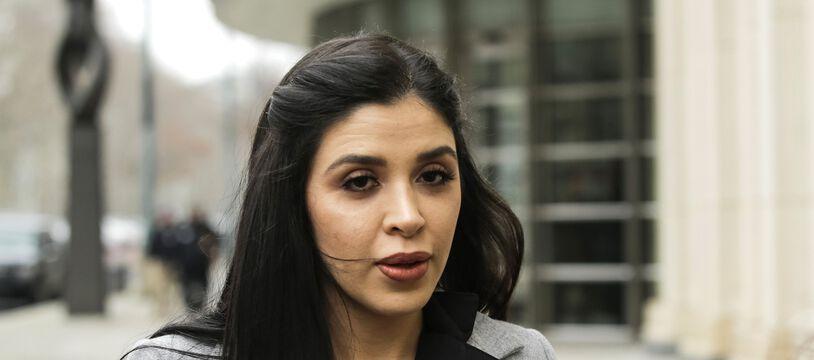 Emma Coronel Aispuro, l'épouse du narcotrafiquant El Chapo, a été arrêtée aux Etats-Unis le 22 février 2021.