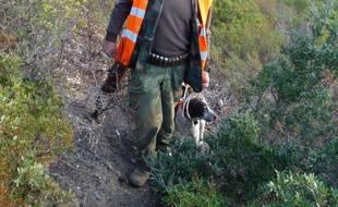 Le drame a eu lieu le 13 octobre lors d'une partie de chasse en Haute-Savoie. Illustration.