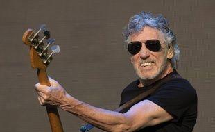 Le cofondateur de Pink Floyd, Roger Waters.