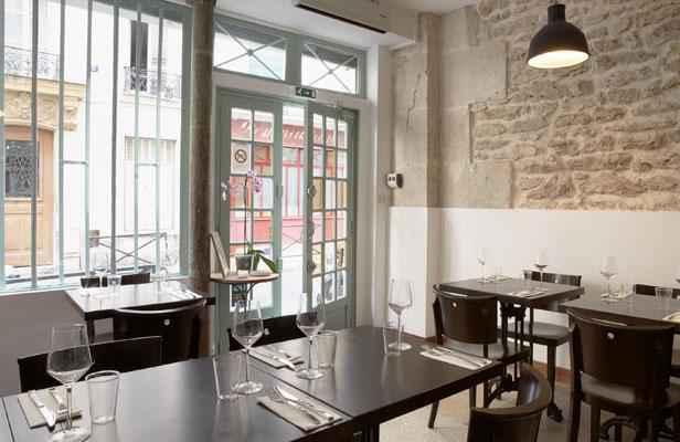 Chatomat Restaurant Paris