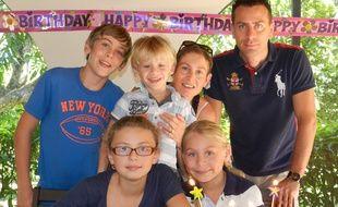 La famille Laurençon a importé les Rainbow Loom en France
