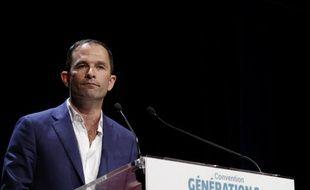 Benoît Hamon a fondé Générations le 1er juillet 2017.