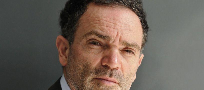 L'écrivain et chroniqueur Yann Moix.
