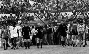 Le 12 mai 1979, le FC Nantes va affronter l'OM en quart de finale de la Coupe de France.