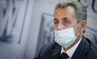 Nicolas Sarkozy, le 3 septembre à Bruxelles.