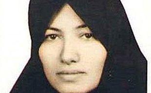 Sakineh Mohammadi Ashtiani  Ashtiani, une Iranienne de 43 ans condamnée à mort par lapidation.