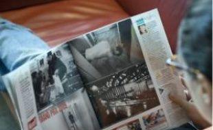 Quand l'hebdomadaire s'est aperçu de la supercherie, le magazine était imprimé.