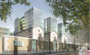 Ce projet de reconversion de Perrache prévoit notamment de créer une université.