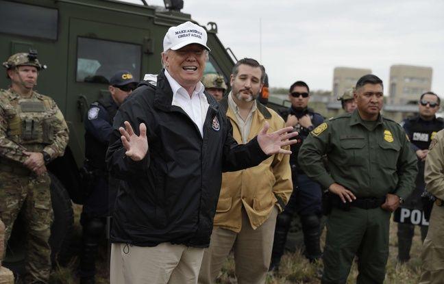 «Shutdown»: A la frontière, Trump n'exclut pas de passer en force pour construire le mur Nouvel Ordre Mondial, Nouvel Ordre Mondial Actualit�, Nouvel Ordre Mondial illuminati