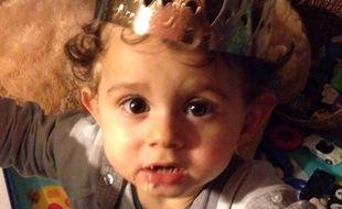 Habib Nedder, 13 mois, a été enlevé par son père en janvier 2014.