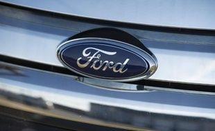 Le logo de Ford
