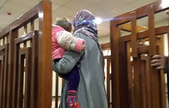 La française Mélina Boughedir a été condamnée à 20 ans de prison en Irak. Trois de ses quatre enfants ont été rapatriés en France.