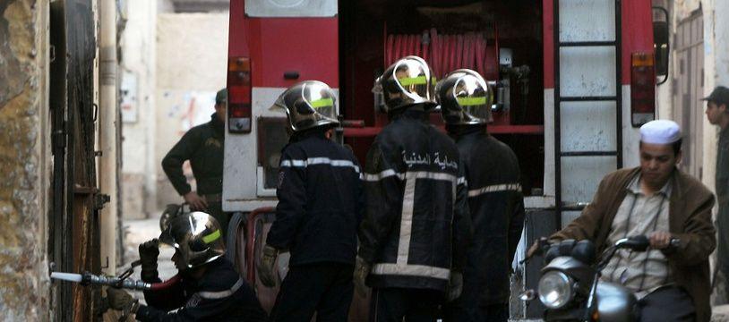Huit nourrissons sont morts dans la nuit de lundi à mardi lors d'un incendie dans une maternité dans le centre-ouest de l'Algérie. (Illustration)