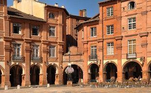 Le viol a eu lieu dans le centre-ville de Montauban, où l'agresseur a été rapidement retrouvé.