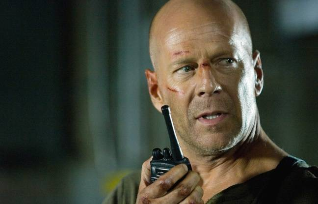 C'est marrant mais dans le futur Bruce Willis semble plus jeune