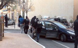 Le 27 janvier 2015, les policiers avaient procédé à l'interpellation de cinq hommes soupçonnés de faits de terrorisme dans la petite ville de Lunel (Hérault).