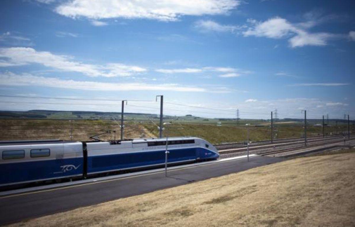 """La SNCF va proposer à partir de l'année prochaine un tarif de billet unique et bon marché sur un TGV low cost, à moins de 25 euros, en contrepartie toutefois de """"conditions de voyage moins agréables"""", affirme la radio RTL lundi. – Fred Dufour afp.com"""