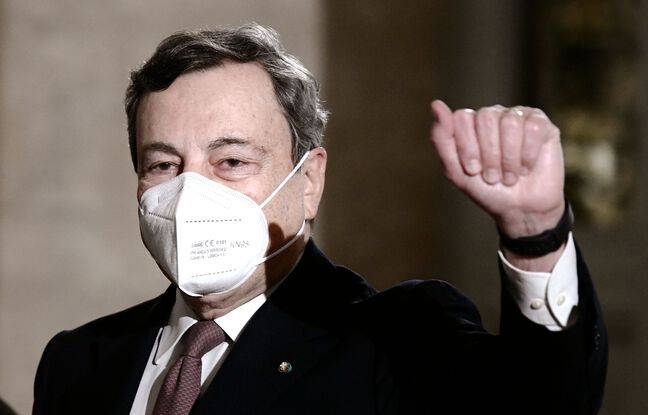 648x415 italy s new prime minister former european central bank president mario draghi waves as he leaves on